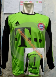 Bayer Munchen Keeper Watermark